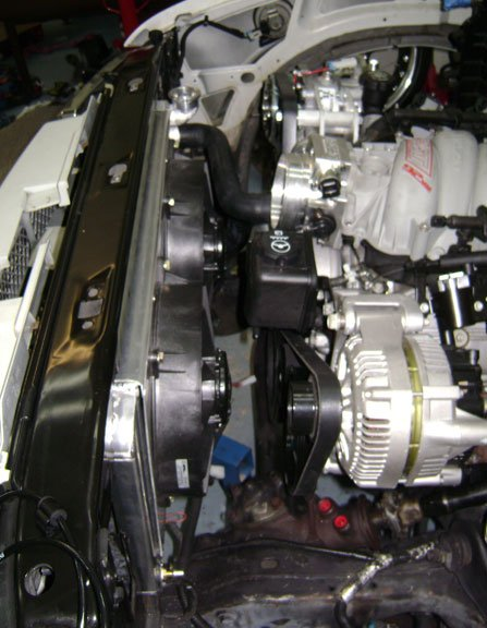 Dr Side on Chevy S10 4 3 Vortec Engine