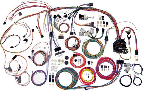 510105 complete wiring kit 1970 72 chevelle current performance chevelle wiring harness at suagrazia.org