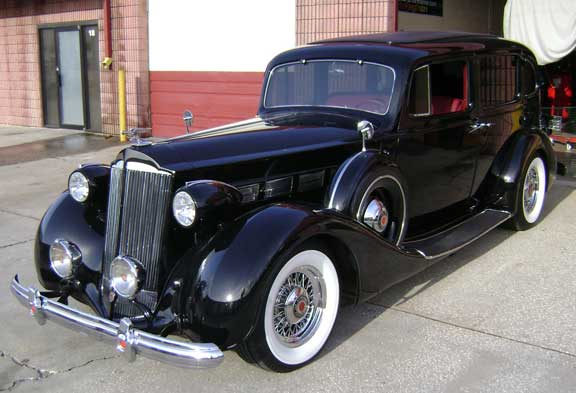 1934 Packard with '05 LS2