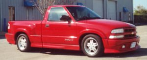 1999 S-10 Xtreme with '96 Vette LT1