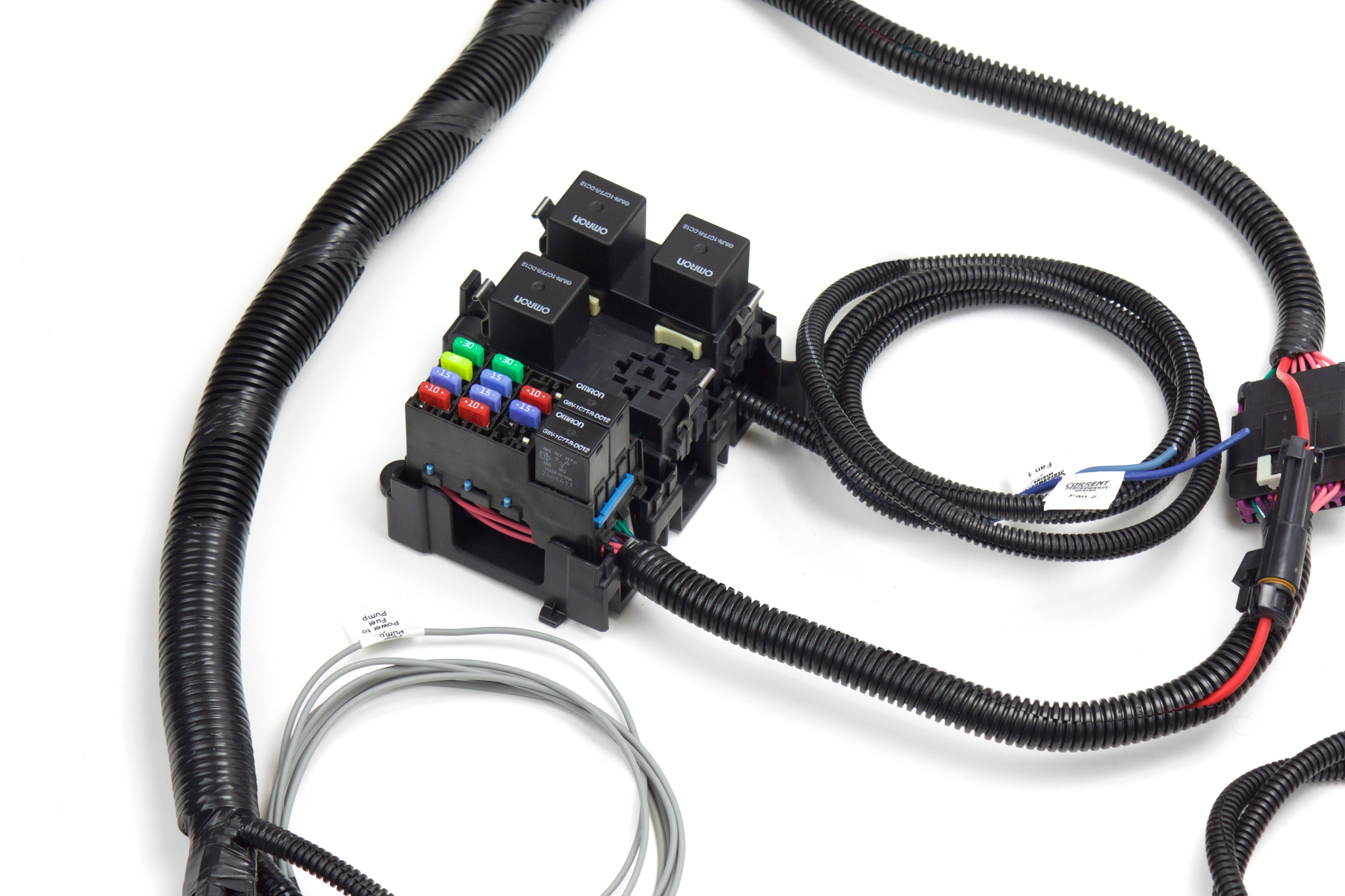 vortec stand alone engine harness cable throttle current rh currentperformance com GM Wiring Harness Connectors Buick Engine Wiring Harness