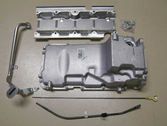 GM Muscle Car Oil Pan Kit 19212593