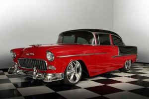 1955 Belair with LS2 Engine