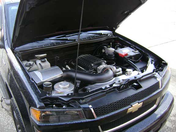 2009 Colorado With Ls7 Engine