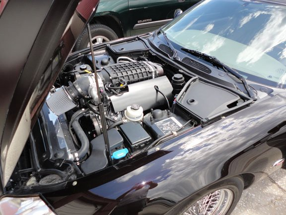 1997 Jaguar Xk8 With Ls3 And 6l80e