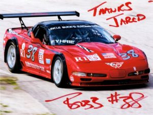 1998 Corvette Racecar Customer installed 408ci LS2