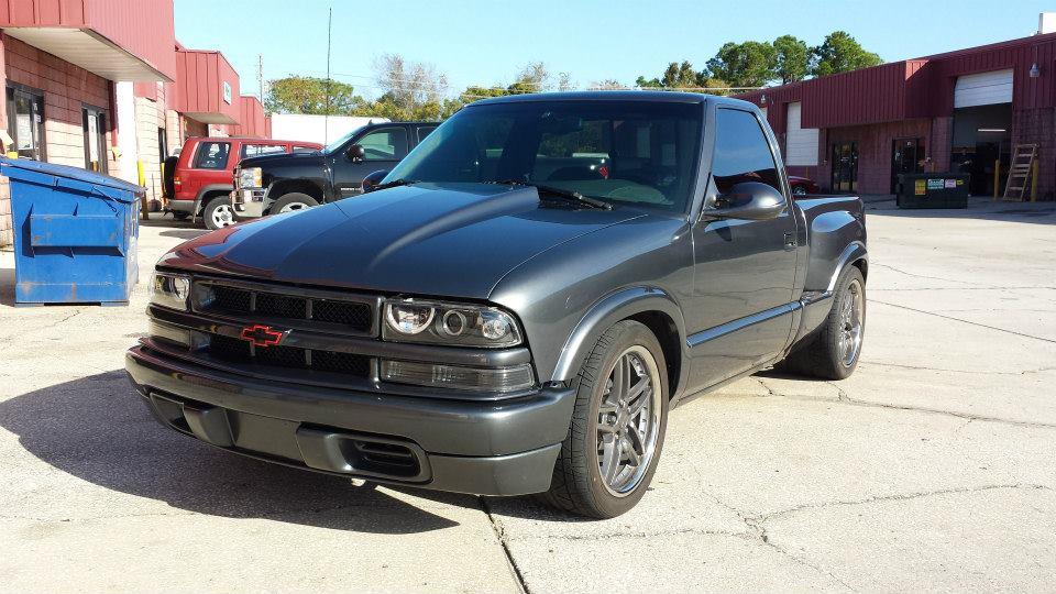 1999 Chevy S10 - Ls1 4l60e