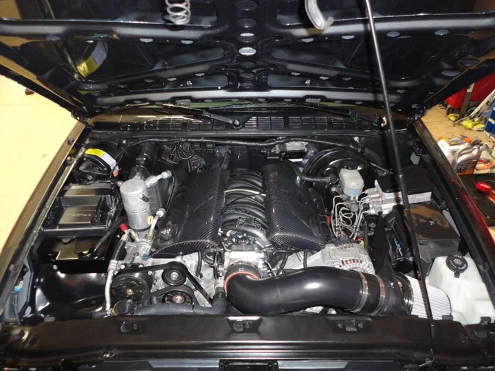 94-up S-10 Lsx Engine Swap A  C Lines