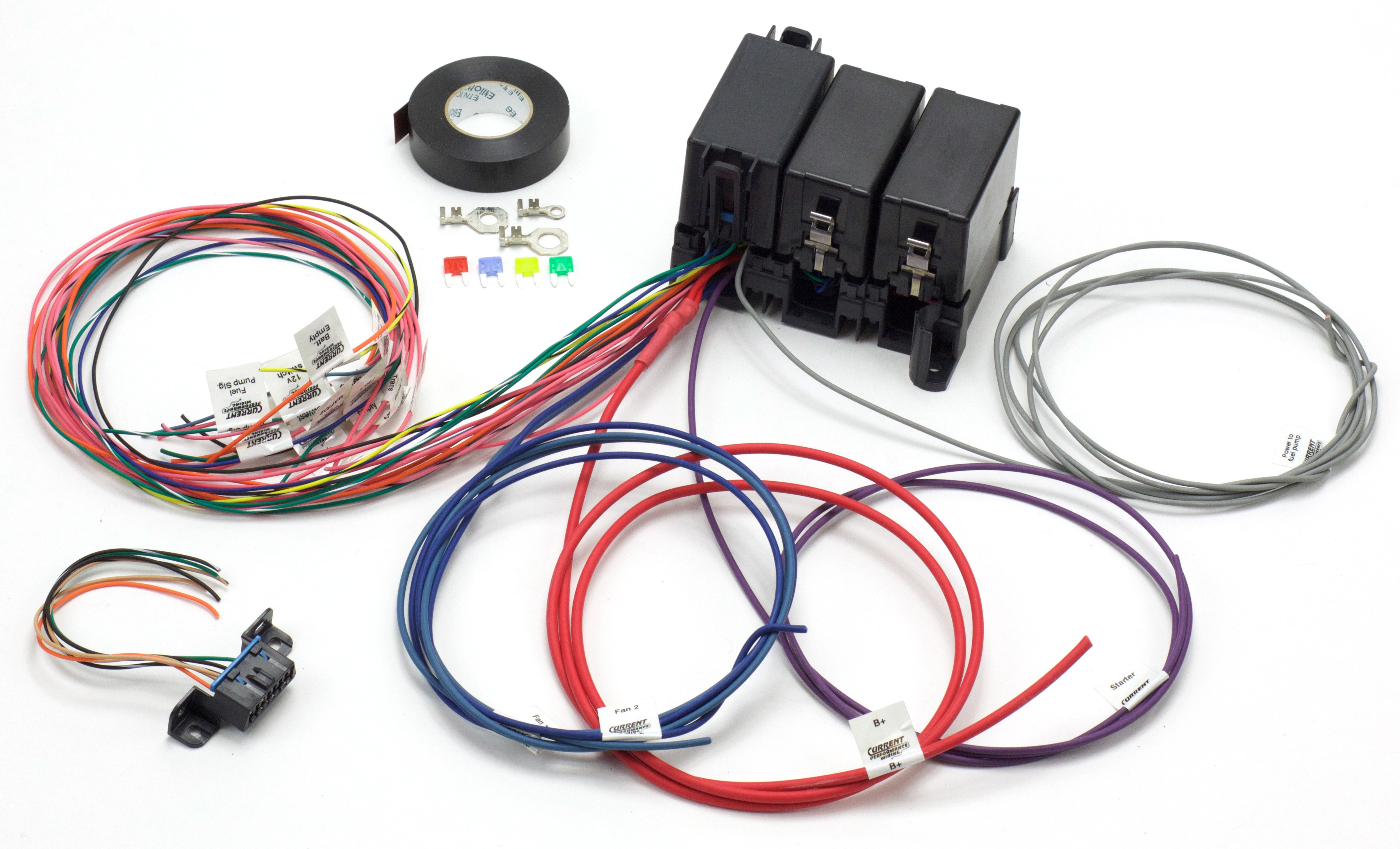 Lt1 Wiring Harness Modification Guide And Troubleshooting Of Conversion 4 Wire Ls1 Get Free Image About Engine Swap 95