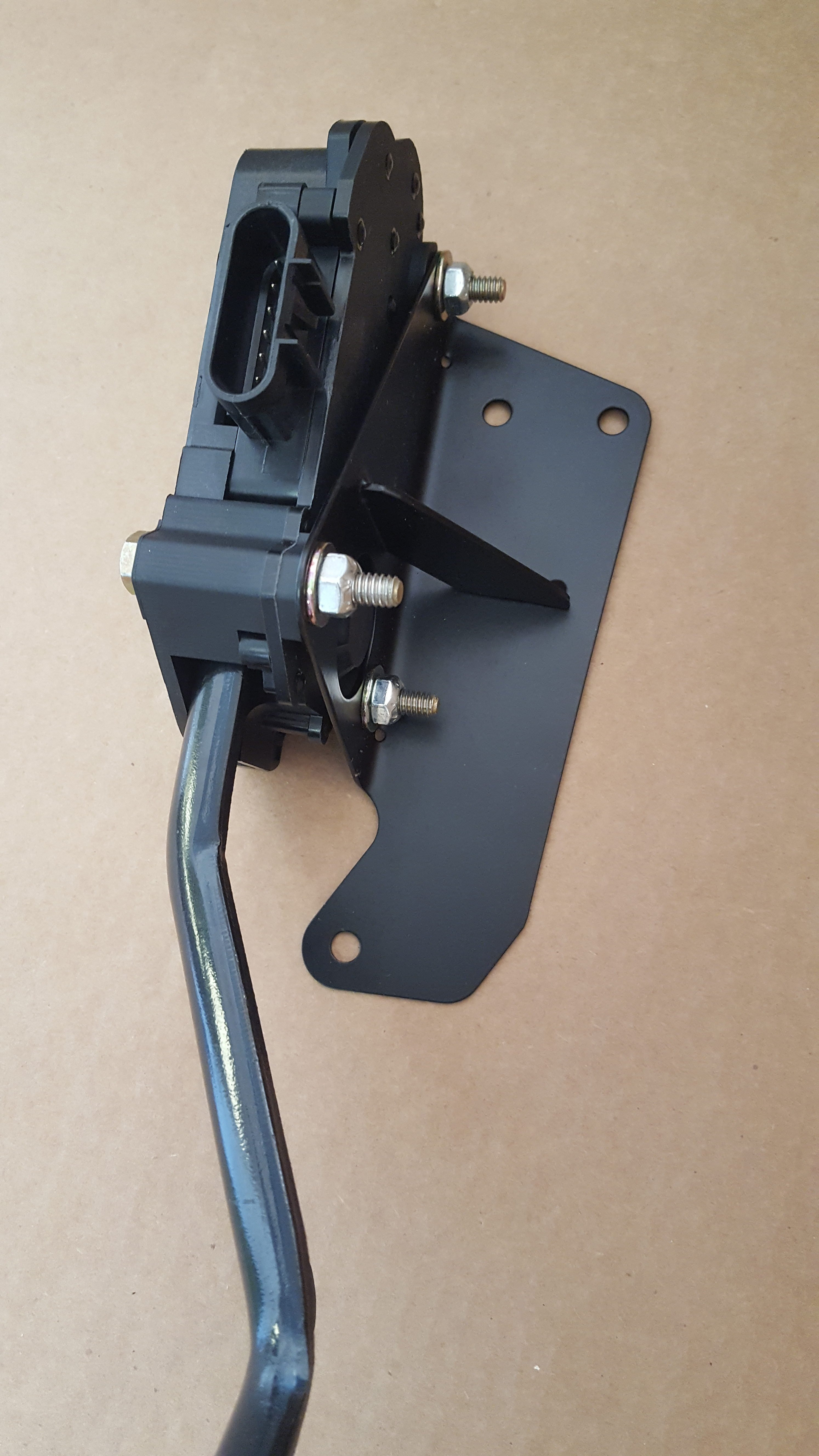 Colorado LS Swap Trailblazer Pedal Bracket - CPW | LSX Harness | LSX Swap Harness | LSX Wiring ...