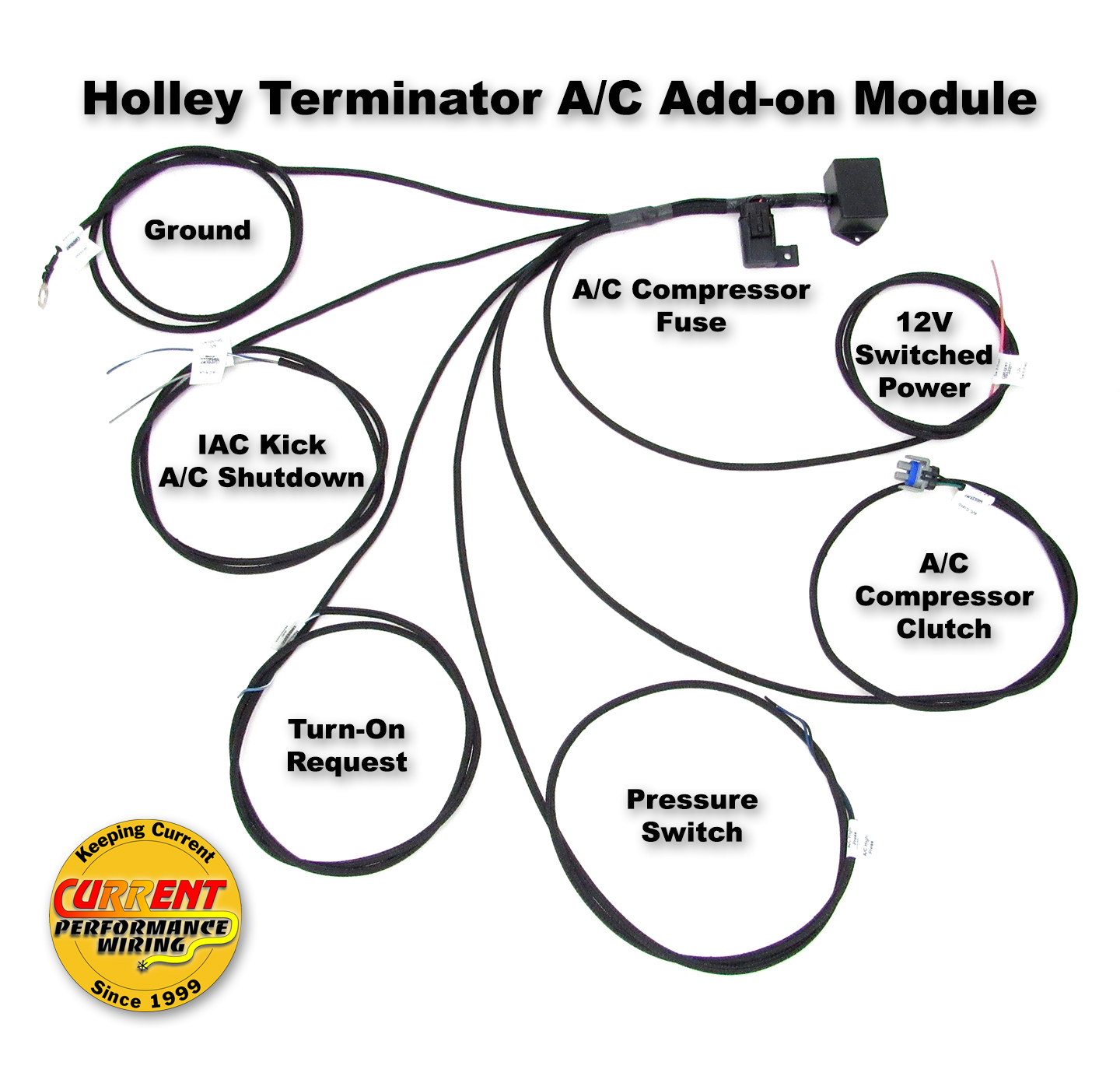 Holley A/C Add-on by CPW