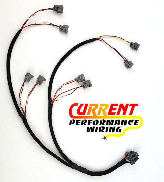 Holley Denso Injector harness
