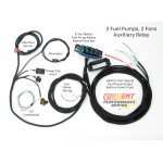 CPW PDM Holley Fans and Fuel Pump